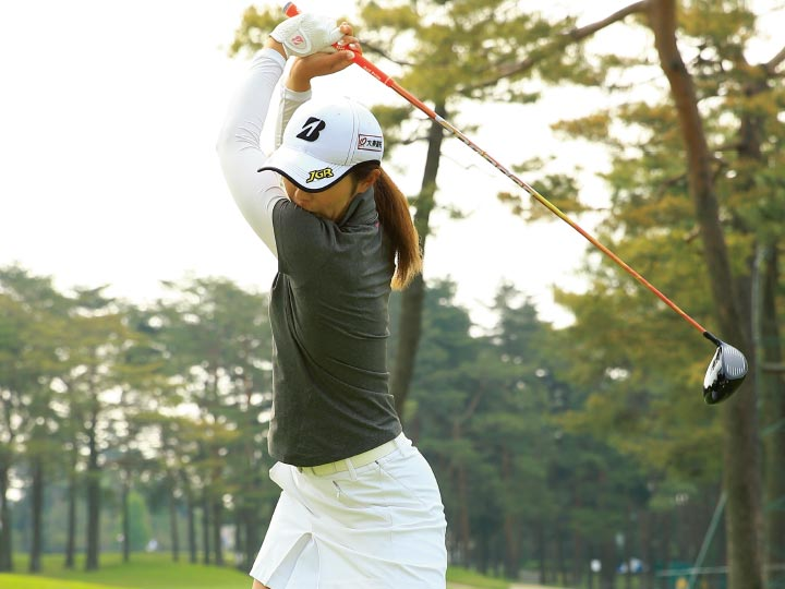 渡邉彩香選手は2016年は賞金ランキング12位